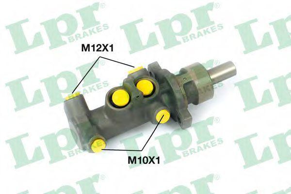 Цилиндр тормозной главный LPR 1353