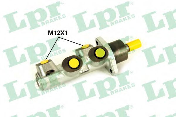 Цилиндр тормозной главный LPR 1408