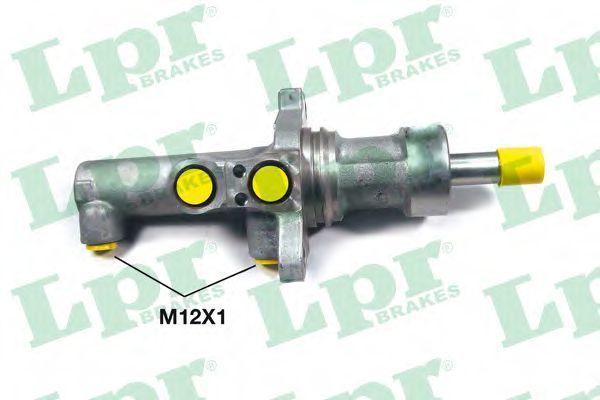 Цилиндр тормозной главный LPR 1453