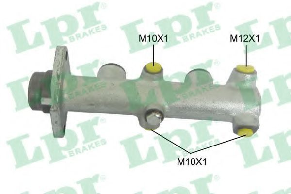 Цилиндр тормозной главный LPR 1529