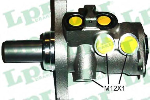 Цилиндр тормозной главный LPR 1580