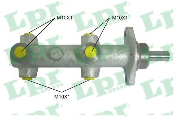 Цилиндр тормозной главный LPR 1801