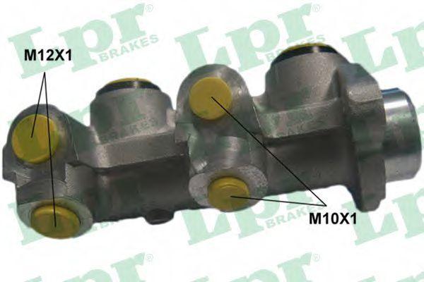 Цилиндр тормозной главный LPR 1854