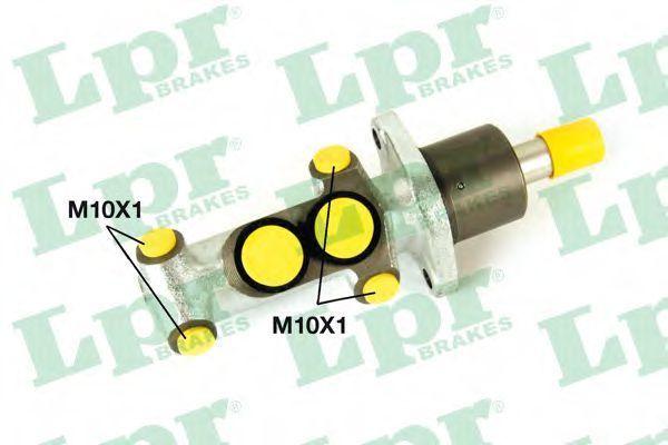 Цилиндр тормозной рабочий LPR 1901