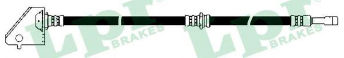 Шланг тормозной LPR 6T48179
