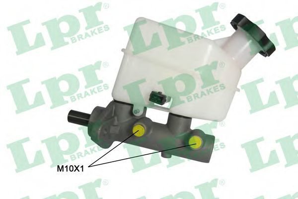 Цилиндр главный тормозной LPR 6012