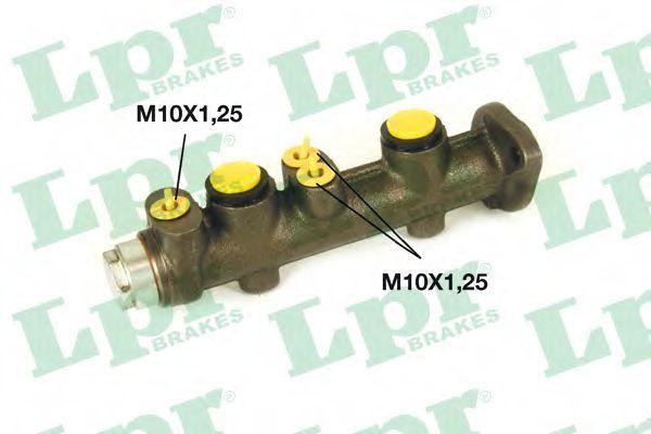 Цилиндр тормозной главный LPR 6701