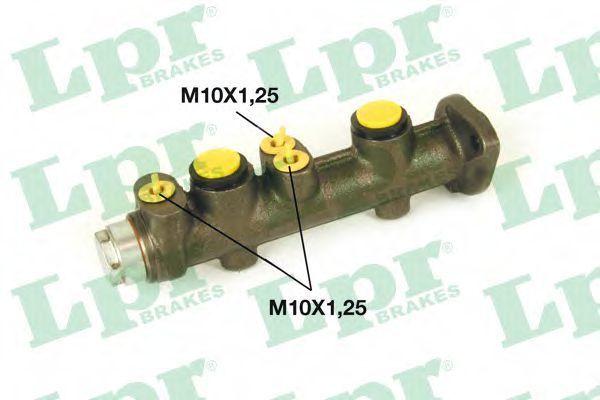 Цилиндр тормозной главный LPR 6737