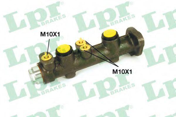 Цилиндр тормозной главный LPR 6754