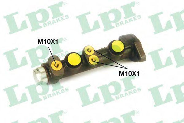 Цилиндр тормозной главный LPR 6757