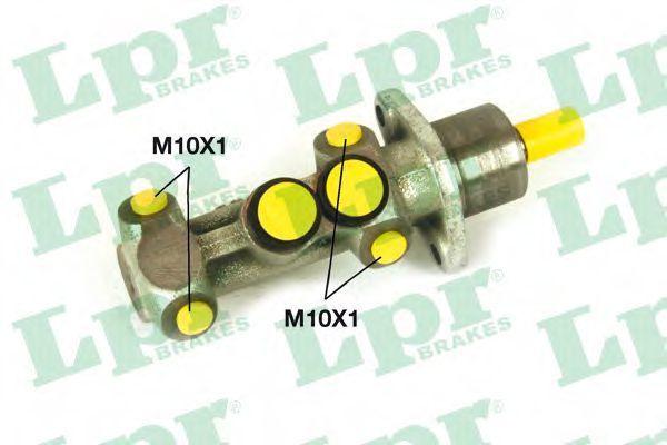 Цилиндр тормозной главный LPR 6758