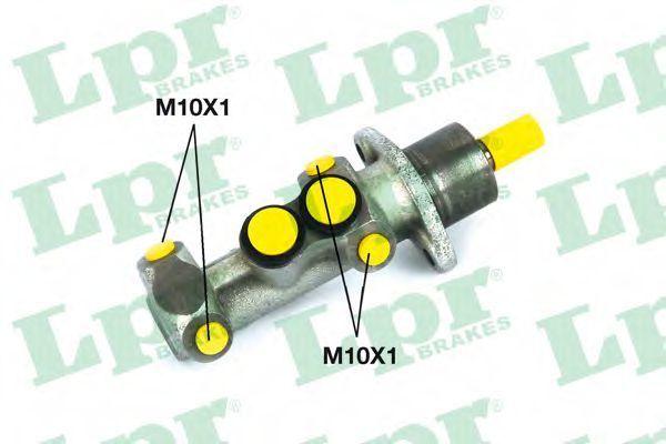 Цилиндр тормозной главный LPR 6771