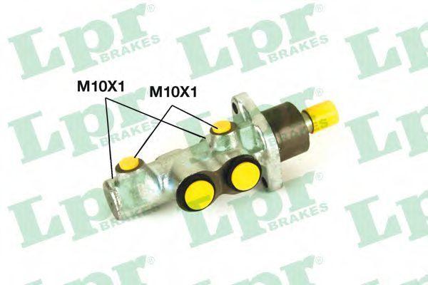 Цилиндр тормозной главный LPR 6778