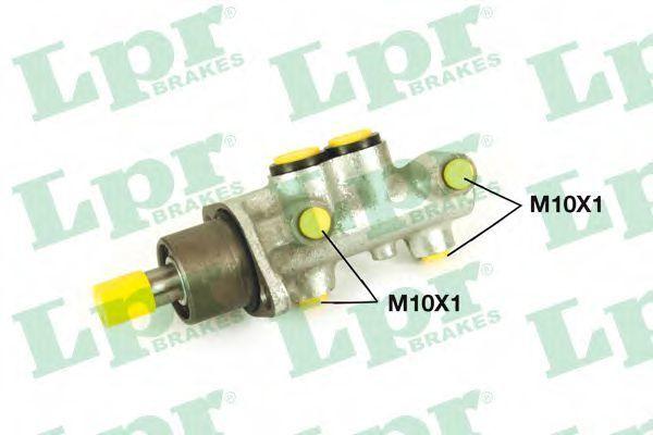 Цилиндр тормозной главный LPR 6781