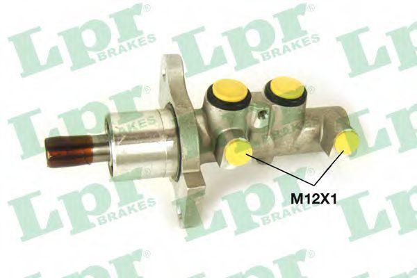 Цилиндр тормозной главный LPR 6793
