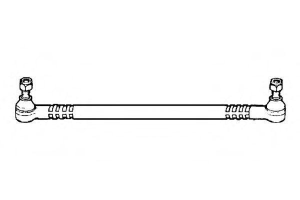Поперечная рулевая тяга OCAP 0500774