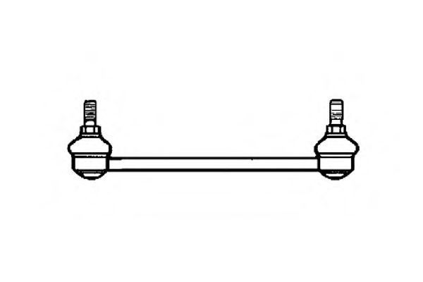 Тяга / стойка, стабилизатор OCAP 0501665