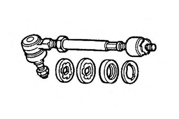 Поперечная рулевая тяга OCAP 0501189