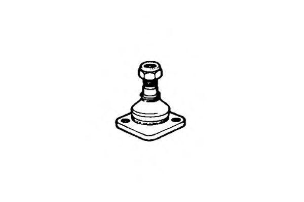 Несущий / направляющий шарнир OCAP 0400537