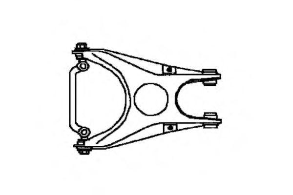 Рычаг независимой подвески колеса, подвеска колеса OCAP 0701229