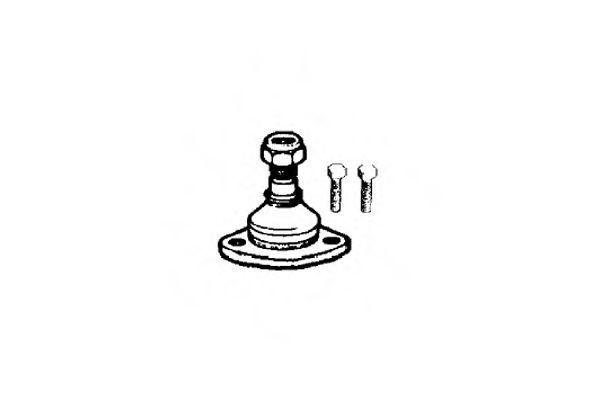 Несущий / направляющий шарнир OCAP 0400622
