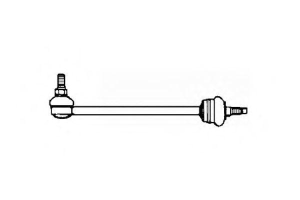 Поперечная рулевая тяга OCAP 0501642