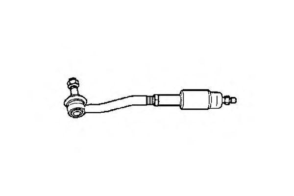 Поперечная рулевая тяга OCAP 0580612