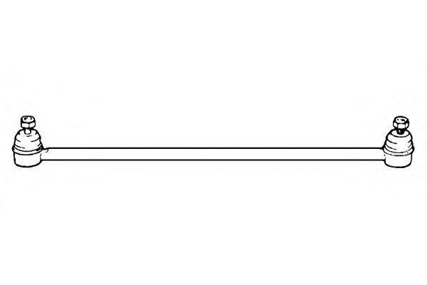 Поперечная рулевая тяга OCAP 0500023