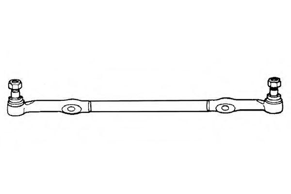 Поперечная рулевая тяга OCAP 0500332