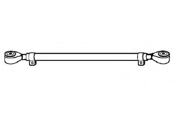 Поперечная рулевая тяга OCAP 0501341