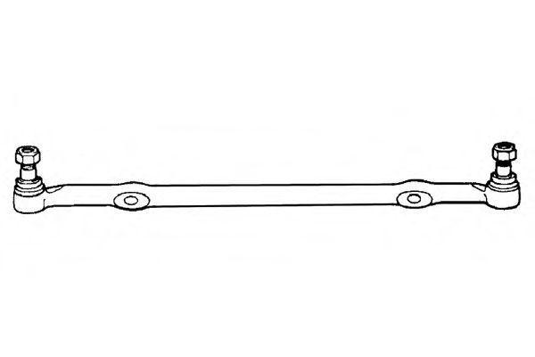 Поперечная рулевая тяга OCAP 0501468