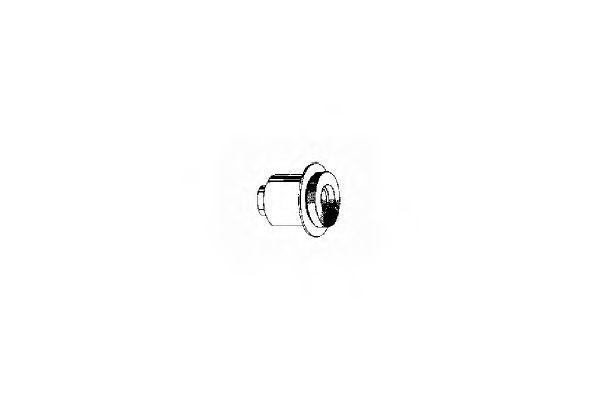 Кронштейн, подушки рычага OCAP 1215047