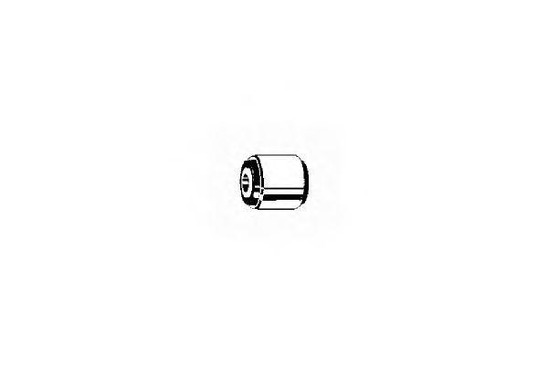Кронштейн, подушки рычага OCAP 1215268