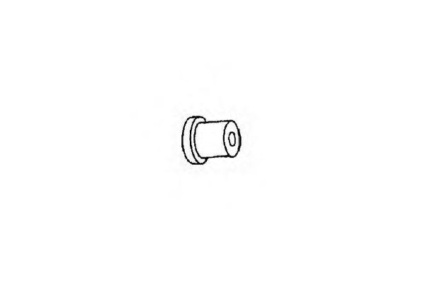 Кронштейн, подушки рычага OCAP 1215239