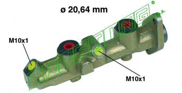 Главный тормозной цилиндр TRUSTING PF002