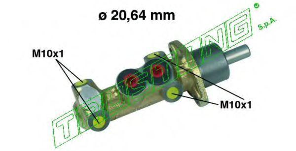 Главный тормозной цилиндр TRUSTING PF006