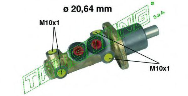 Главный тормозной цилиндр TRUSTING PF007