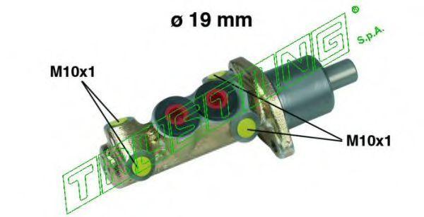 Главный тормозной цилиндр TRUSTING PF008