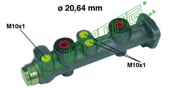 Главный тормозной цилиндр TRUSTING PF009