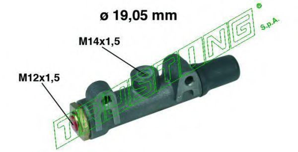 Главный тормозной цилиндр TRUSTING PF011