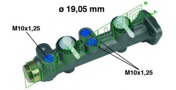 Главный тормозной цилиндр TRUSTING PF013