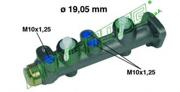 Главный тормозной цилиндр TRUSTING PF014