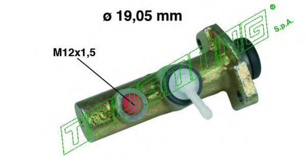 Главный тормозной цилиндр TRUSTING PF016