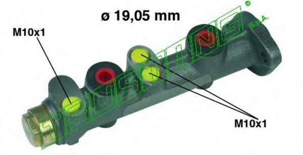 Главный тормозной цилиндр TRUSTING PF017