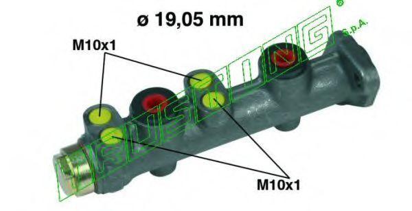 Главный тормозной цилиндр TRUSTING PF034