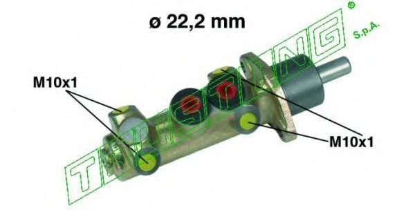 Главный тормозной цилиндр TRUSTING PF042