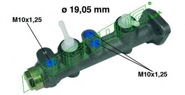 Главный тормозной цилиндр TRUSTING PF044