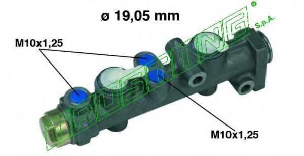Главный тормозной цилиндр TRUSTING PF049