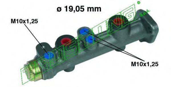Главный тормозной цилиндр TRUSTING PF050