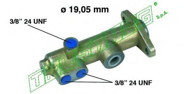 Главный тормозной цилиндр TRUSTING PF054